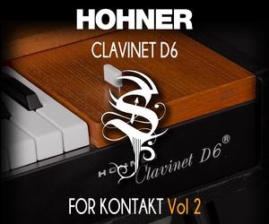 Clavinet D6 for Kontakt Vol 2