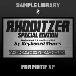 Rhoditzer Special Edition For Motif XF