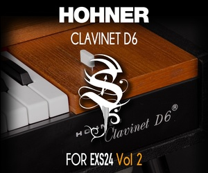 Clavinet D6 for EXS24 Vol 2