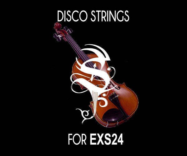 Disco Strings For EXS24
