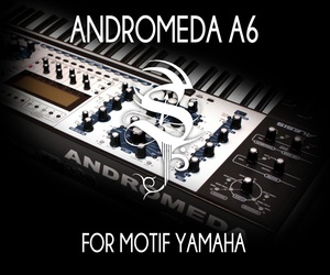 Andromeda A6 for Motif XS V1.1