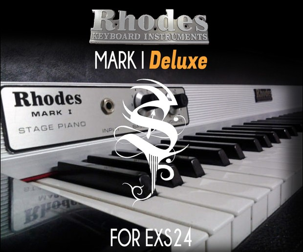 Rhodes Mark I Deluxe for EXS24