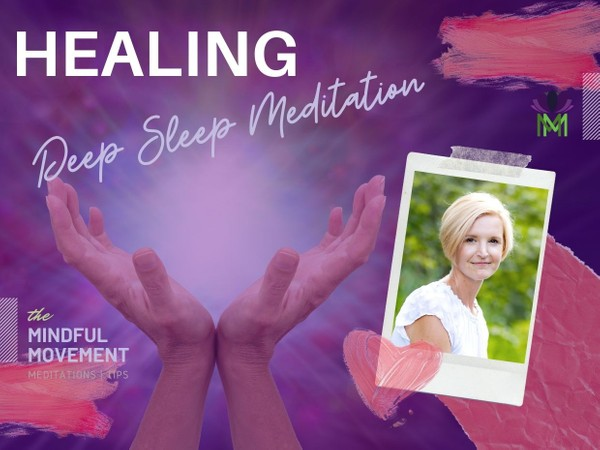 Meditation to Calm Your Mind and Heal While you Sleep