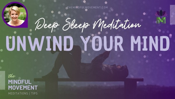 Release Worry Sleep Meditation