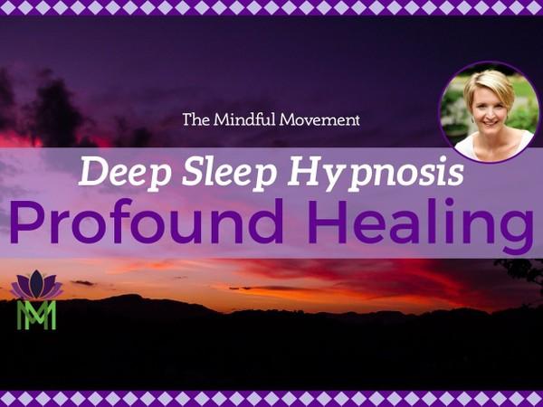 Use Your Powerful Mind: Healing Sleep Hypnosis