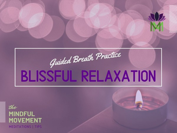 Experience Blissful Relaxation with this Guided 4-7-8 Breath Practice (Voice Only Version)