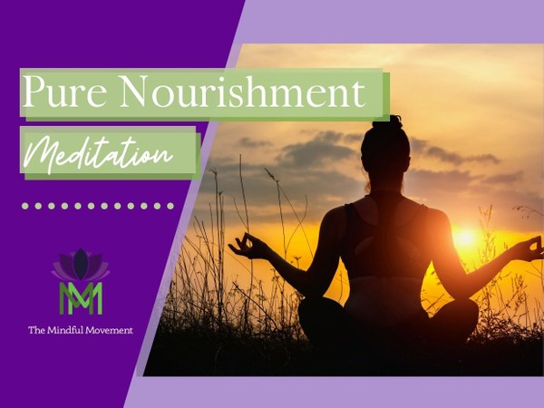 Deep Self-Nourishment for Challenging Times