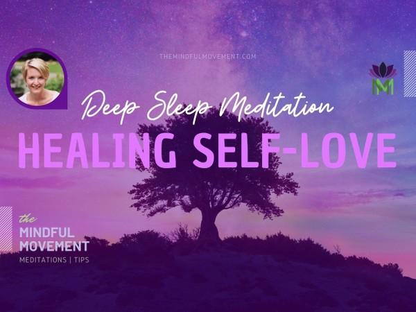 Healing Self-Love Sleep Meditation