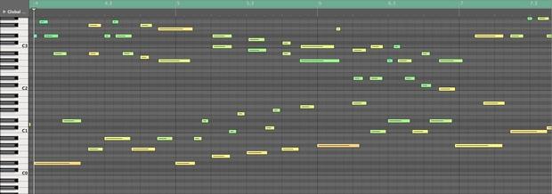 Breakbot - Baby Im Yours - MIDI File