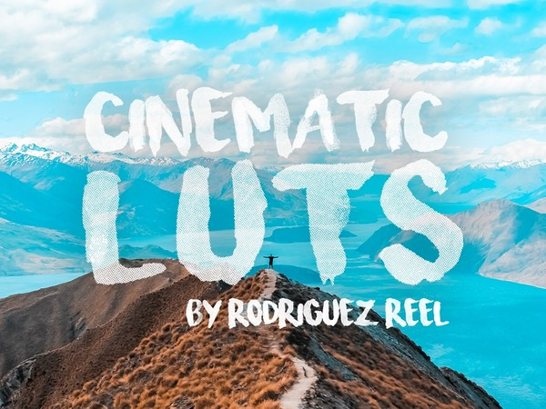 [STARTER Pack 1] Three Cinematic 3D LUTs