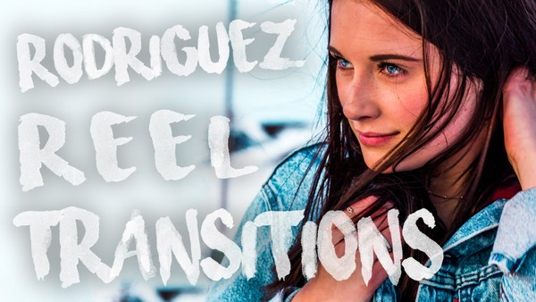 [Pack 2 BONUS] Rodriguez Reel Transitions Presets for After Effects // THOUSANDS of possibilities