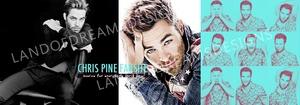 Chris Pine Header Premade