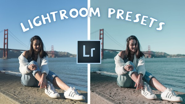 TRAVEL PHOTOS LIGHTROOM PRESETS (Pack of 5)