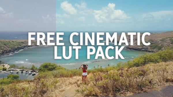 FREE TRAVEL VIDEO LUT PACK (4 LUTs)