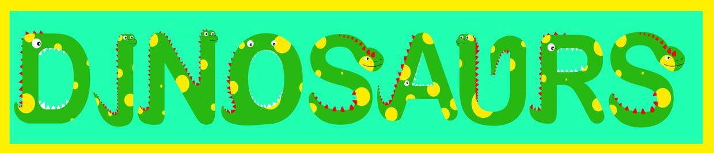 Image result for dinosaur banner