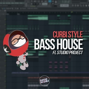 Fl Studio 12 - Bass House (Curbi Style) FLP Project