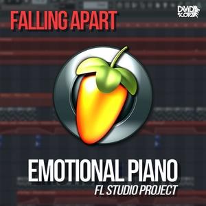 Fl Studio 12 - Emotional, Sad Piano/Film Score (Falling Apart)