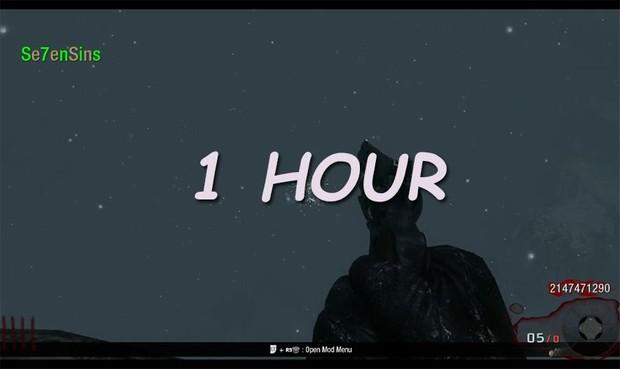 Black Ops 1 Zombies EB/Mod Menu (1 hour)