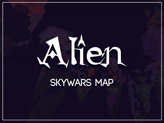 {-ALIEN-} [SKYWARS MAP]