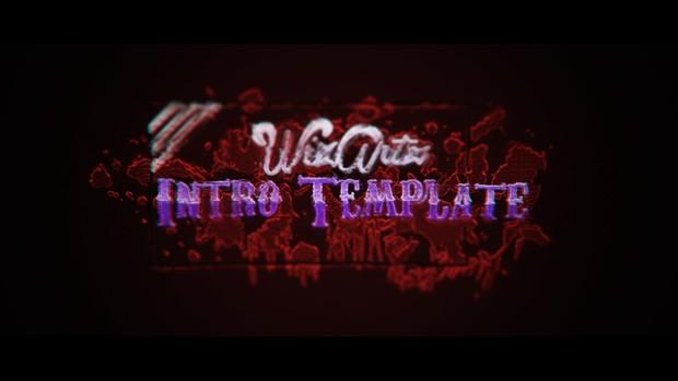 WizArtz Intro Template!