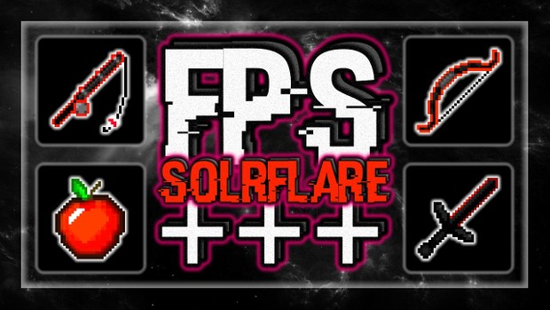 NEW Solrflare Packs 16x 32x HD (Red)(4 Packs)