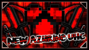 NEW Azurine UHC (Red)