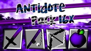 Antidote Packs 16/32x