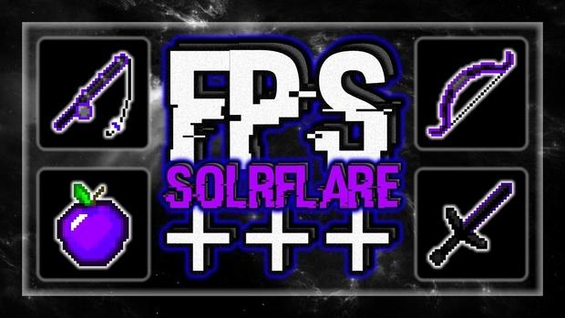 NEW Solrflare Packs 16x 32x HD (Purple)(4 Packs)