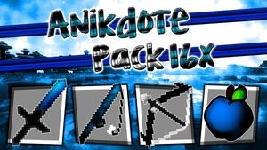 Anikdote Packs 16/32x