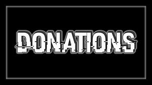 Donations! :D