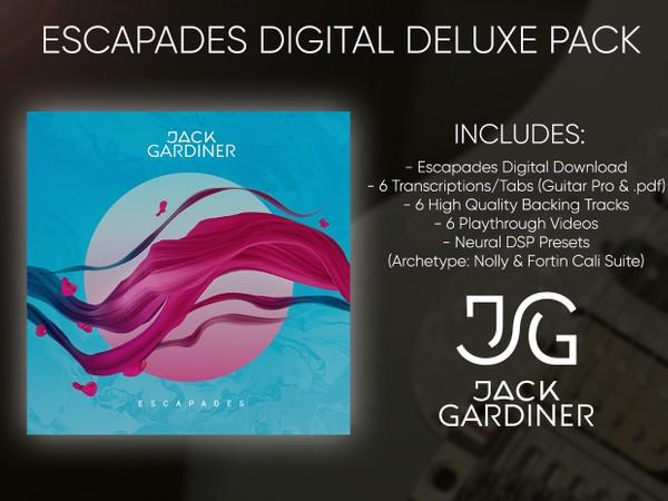Escapades Digital Deluxe Pack