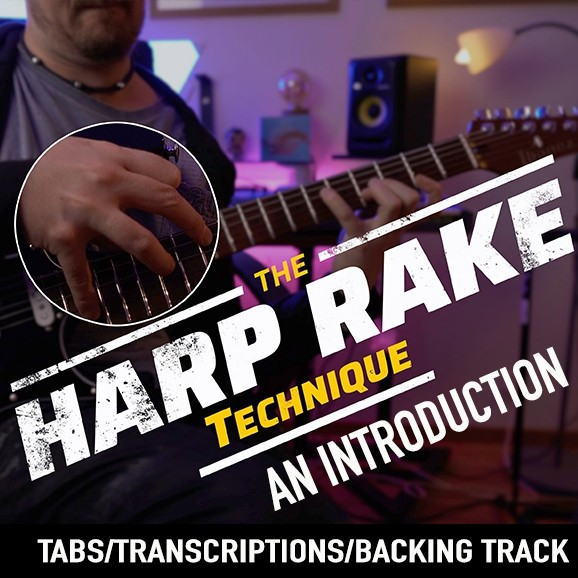 Harp Rakes - An Introduction