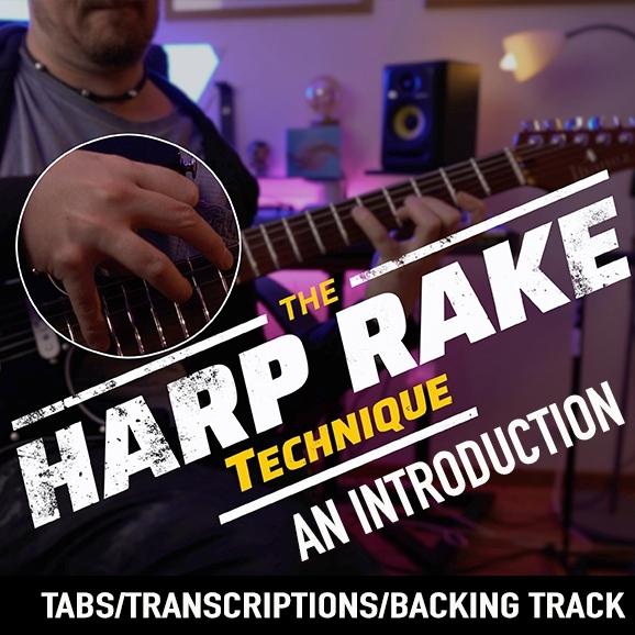 Harp Rakes - An Introduction