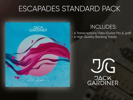 Escapades Standard Pack