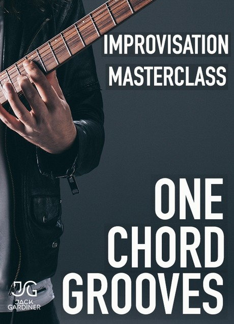 One Chord Grooves An Improvisation Class