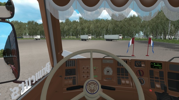 Scania 143 Enzo Transports
