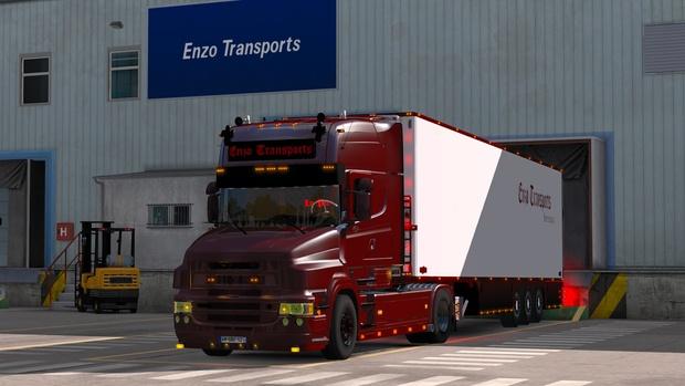 Scania Torpedo Enzo Transports