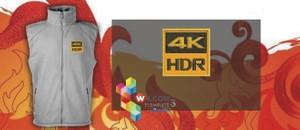 HDR 4K LOGO  Embroidery design  Wilcom