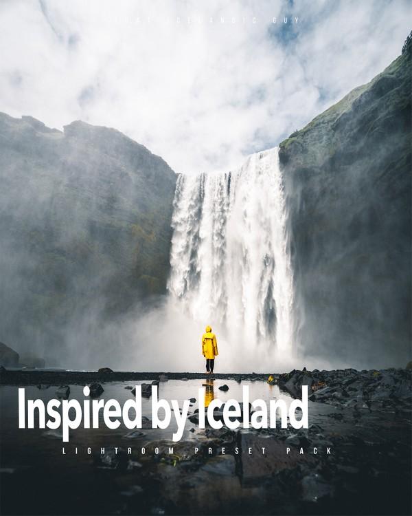 Inspired by Iceland - Lightroom Preset Pack