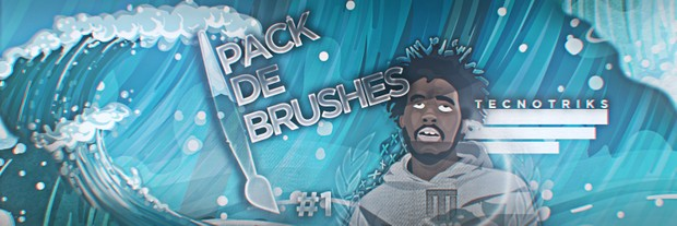Pack de Brushes for Photoshop - By TecnoTriks / Free