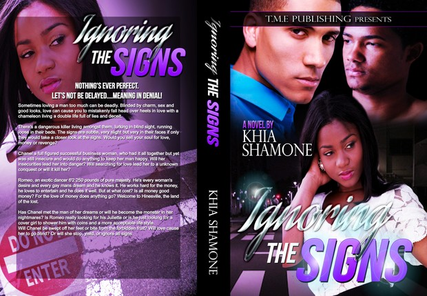 Ignoring The Signs Chapter 8
