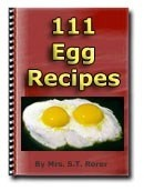 111 Eggs Recipes