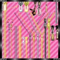 Krystle's Pixel Zipper Pack V1
