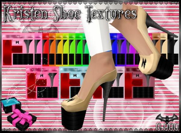 💎 Kristen Shoe Textures