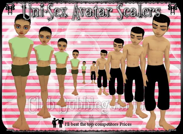 Avatar Scaler