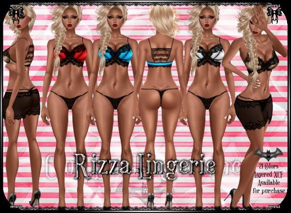 💎 Rizza Lingerie