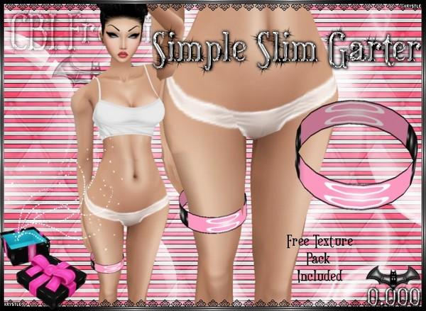 💎 Simple Slim Garter
