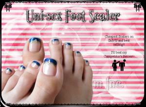 Foot Scaler