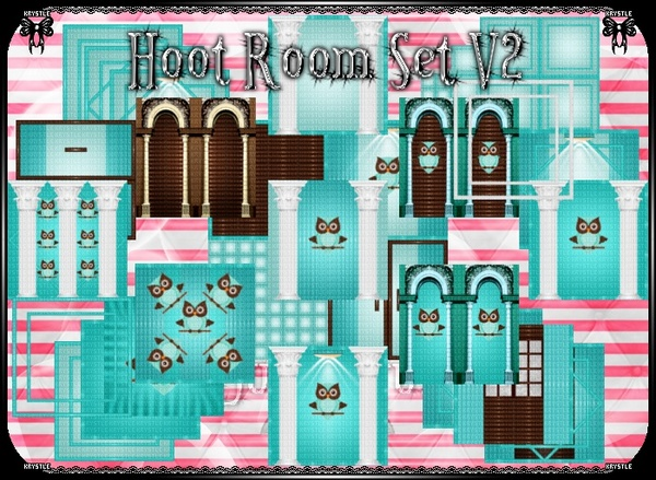 💎 Hoot Room Set V2