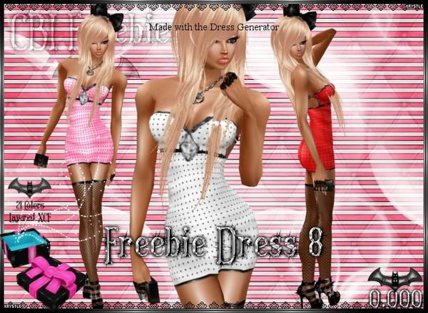 Freebie Dress 8